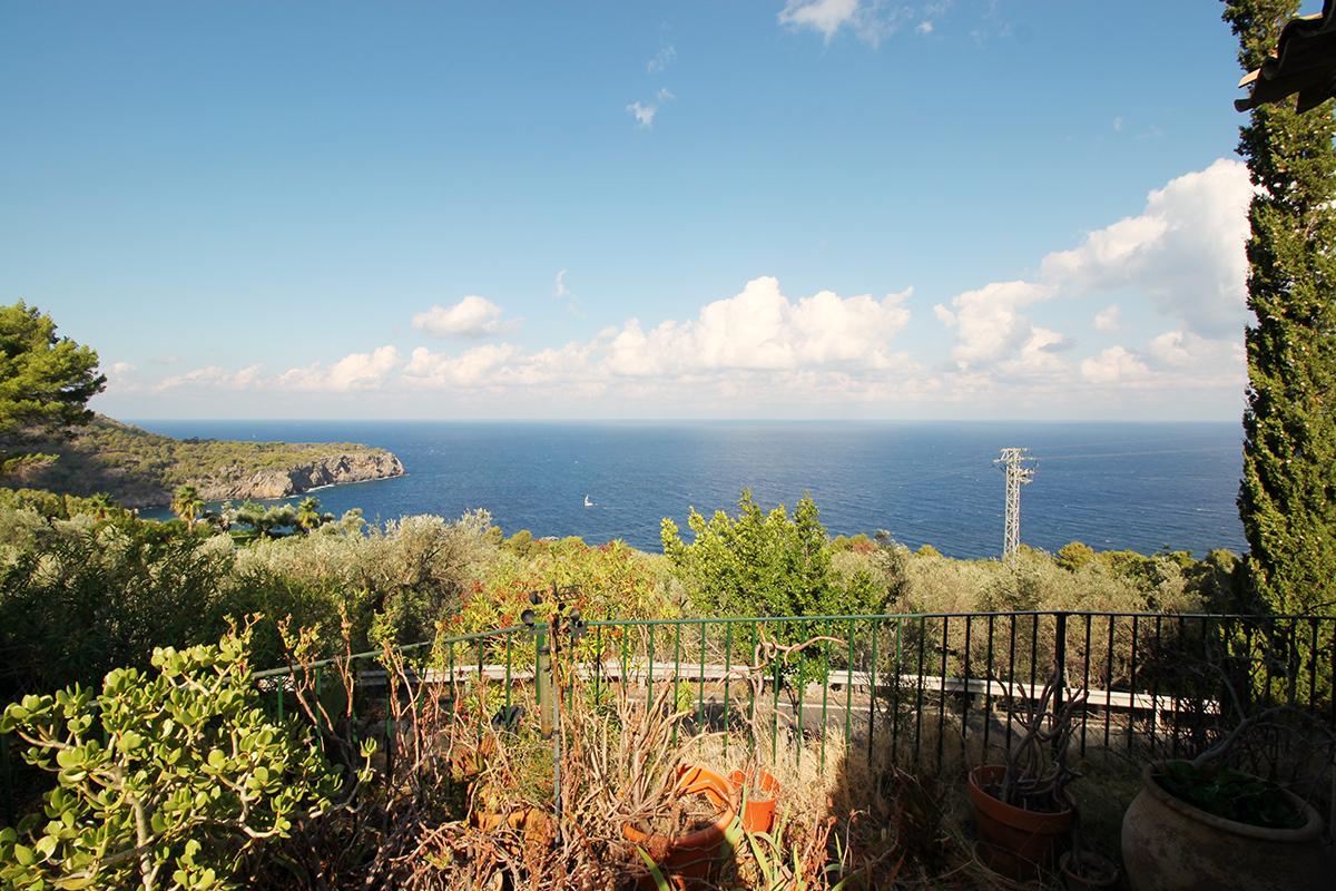 Preciosa finca en Deia, con inmejorables vistas al Mar Mediterráneo