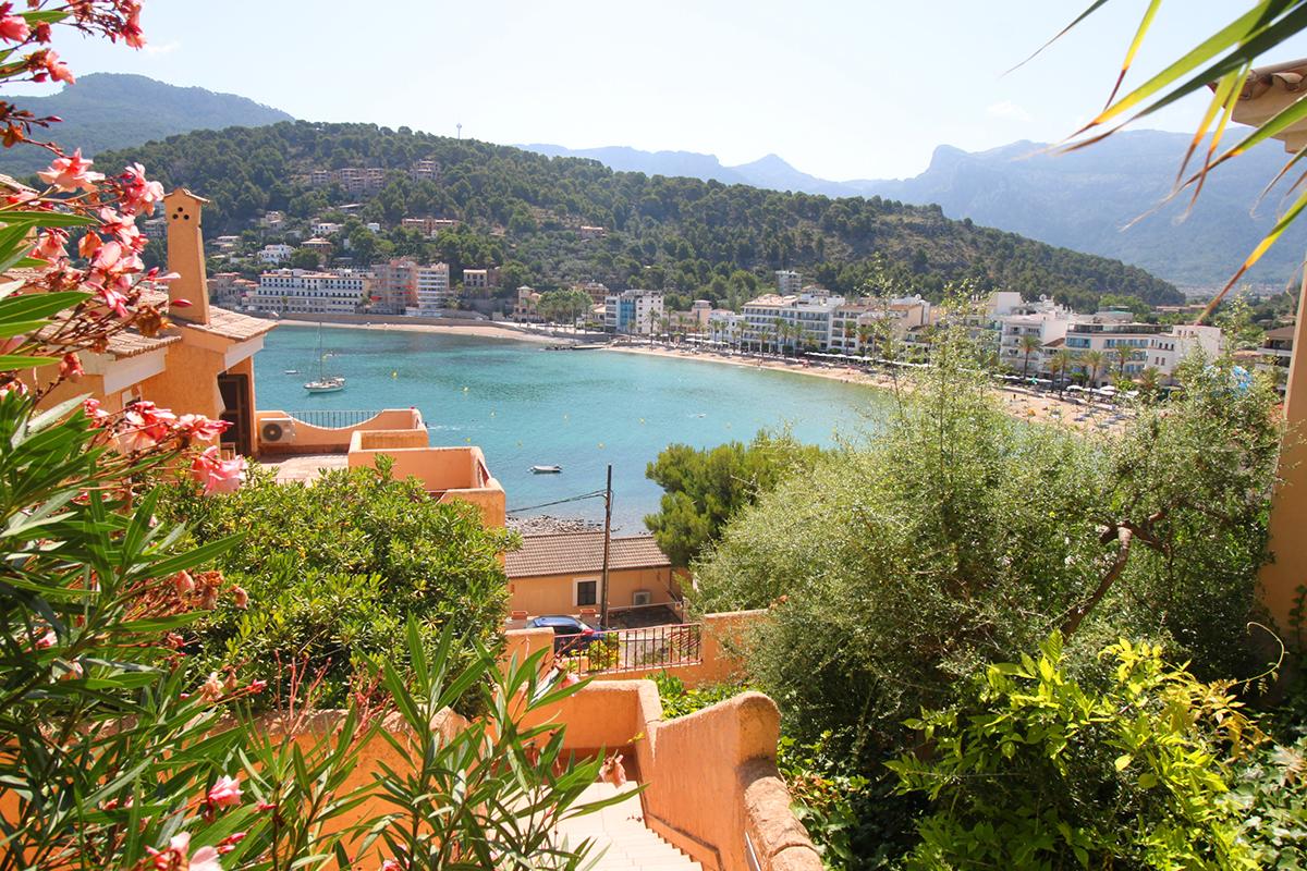» Exclusivo» Apartamento con piscina , parking y terraza en el puerto