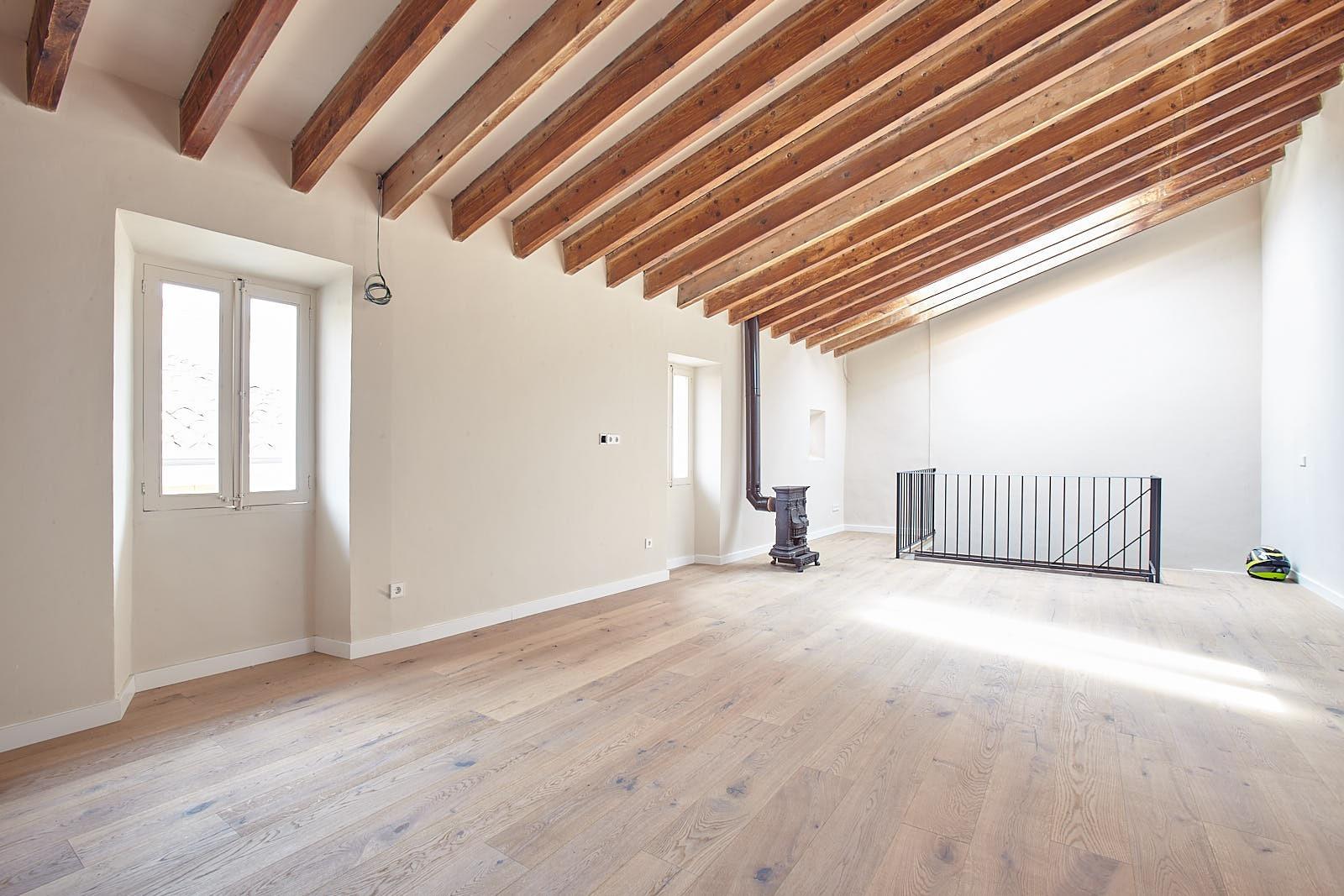 Duplex totalmente reformado en pleno centro de Soller